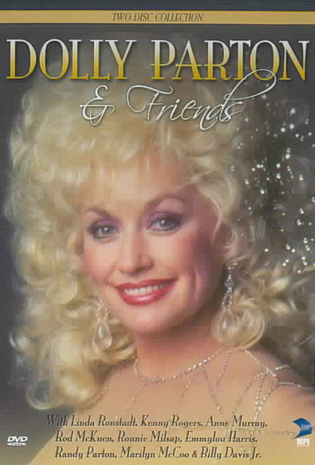 DOLLY PARTON & FRIENDS BY PARTON,DOLLY (DVD)