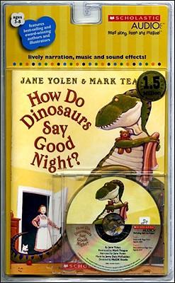 How Do Dinosaurs Say Good Night? By Yolen, Jane/ Teague, Mark (ILT)/ Yolen, Jane (NRT)